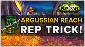Best Way To Get Exalted With Army Of The Light Argussian Reach Rep Trick Got Resources