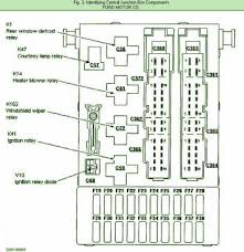fordcar wiring diagram page 36 98 ford contour se fuse box diagram