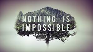 Image result for nothing is impossible