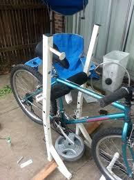 build your own bike stand repair diy maintenance