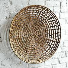 wicker wall decor full size of basket with large also white decorations wicker wall decor