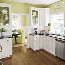 color schemes for kitchens with white cabinets. Wall Paint Colors For White Kitchen Cabinets In Sage Green And Black Countertop Good A Color Schemes Kitchens With