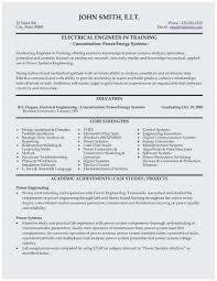 Resume Sample Of Mechanical Engineer Outstanding Mechanical