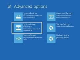 Advanced Options Windows 10 Windows 10 Backup And Recovery Advanced Boot Options Love My Surface