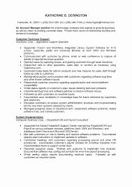 Account Manager Resume Sample Account Manager Resume Sample Elegant Resume Examples Food Service 29