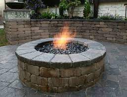 outdoor fire pits fire pit with
