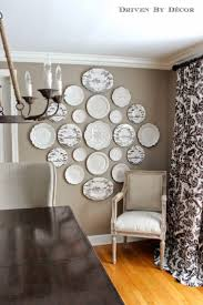Great Ideas About Plate Wall Decor On Pinterest - Dining room wall decor ideas pinterest