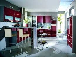 Kitchen Colors Colorful Kitchen Design Zampco
