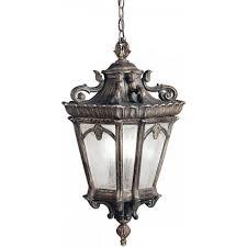 door lantern in victorian gothic style