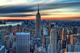 New York City HDR Ultra HD Desktop ...