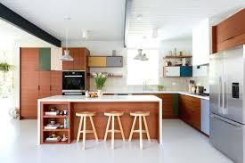 glamorous mid century modern kitchen cabinets modern stunner kitchen remodel veneer designs for mid century ideas