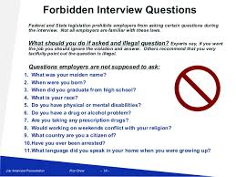 Questions To Not Ask In An Interview Rdrew Get Ready For The Interview
