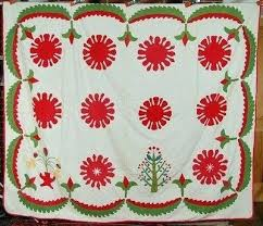 Red And Green Quilt Patterns Vintage Red And Green Quilts ... & ... Red And Green Applique Quilt Patterns Vintage 1870s Turkey Red Green  Album Applique Antique Quilt Swag ... Adamdwight.com