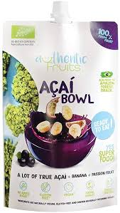 Check spelling or type a new query. Organic Acai Bowl 250g Ready To Eat Vegan Acai Puree Puree 100 Fruits Acai Bowl Made With Pure Acai Berry Amazon Co Uk Grocery