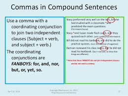When Do I Use A Comma When To Use Commas In A Sentence Major Magdalene Project Org