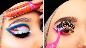 inspiring eye makeup tutorials
