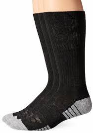 Details About Under Armour Mens Heatgear Tech Crew Socks 3 Pair Pack Choose Sz Color