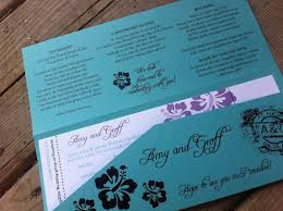 Custom Boarding Pass Wedding Invitation With Travel Information