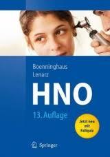 H.-G. Boenninghaus, Thomas Lenarz (Autoren). Buch | Softcover - 15869052