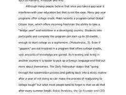 college education benefits essay gap year essay  benefits of higher education essay view larger gap year essay