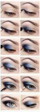 cute makeup ideas for blue eyes best 25 prom makeup blue eyes ideas on