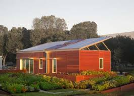Small Picture Sustainable Zero Energy House Design