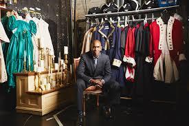 Costume Designer Hamiltons Costume Designer Talks About Modernizing 18th