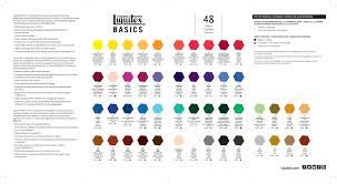 Liquitex Basics Acrylic Colour Set 12 X 22ml I Paint I Art