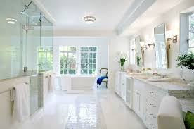 transitional bathroom ideas. Modern Style White Marble Bathroom Floors Master Ideas Transitional 20 I