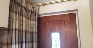 front door curtains. Front Door Curtain Rail Gopelling Net Curtains D