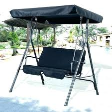 garden swing with canopy swing canopy replacement glider swing with canopy wooden patio swing l patio