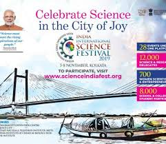 Image result for PM Modi to inaugurate 5th India International Science Festival on Nov 5