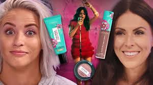 unboxing camila cabello s havana makeup collection beauty break