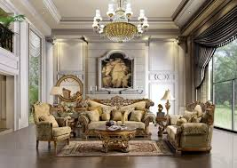 Living Room Sofa And Chair Sets Homey Design Hd 369 Slc 3 Pcs Traditional Sofa Loveseat And Chair Set