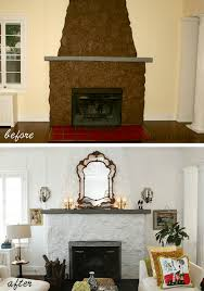 stone paint colorI Need Help For My Ugly Stone Fireplace Can I Paint It  laurel home
