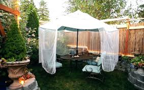 mosquito netting patio for umbrella home design ideas amazing net square feet h canopy
