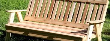 diy modern patio benches building a