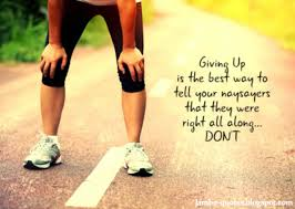Quotes Of Never Giving Up