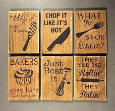 art ideas for kitchen