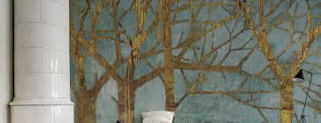 Turquoise Behang Modern Behang Photowall