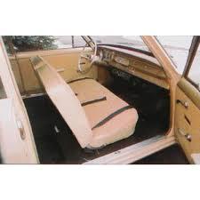 nova chevy ii ss front split bench seat covers vinyl 1965 eckler s automotive parts