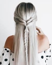 Pin Uživatele Lucie Wiesnerová Na Nástěnce Hair Tutorials Hair