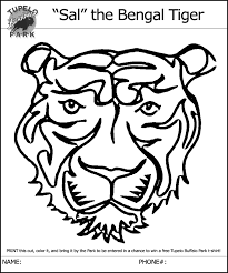 Small Picture White Tiger Coloring Pages Coloring Home