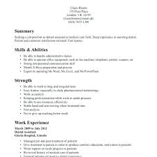 Orthodontic Assistant Resume Sample Best Of Dental Assistant Resume Sample Lifespanlearn