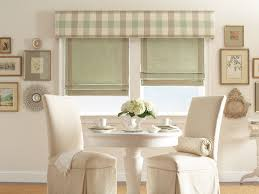 custom window valances. Flat Roman Shade With Color Block Drapery Panels Custom Window Valances N