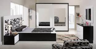 Bedroom Impressive Piece Acme Voeville Antique White Mirrored