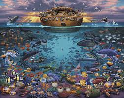 noahs ark under the sea 01 jpg