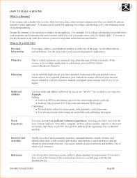Whats A Resume Look Like 24 What Does A Job Resume Look Like Basic Job Appication Letter 5
