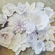 Diy Paper Flower 51 Diy Paper Flower Tutorials How To Make Paper Flowers
