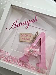 new baby initial box frame 9665 p png